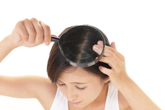 頭髮蓬鬆 更換髮線也很好用